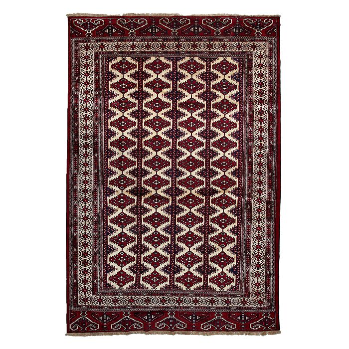 "Bloomingdale's - Bokhara Collection Persian Rug, 7'7"" x 11'3"""