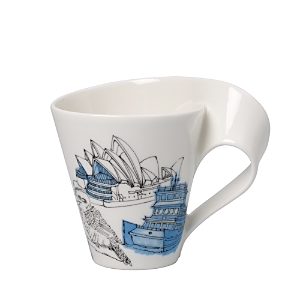 Villeroy & Boch New Wave Caffe Sydney Mug