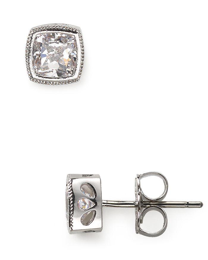 ee3f33147 Nadri Cushion Cut Stud Earrings | Bloomingdale's