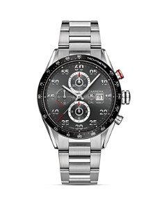 TAG Heuer Carrera Calibre 1887 Automatic Chronograph Watch, 43mm - Bloomingdale's_0