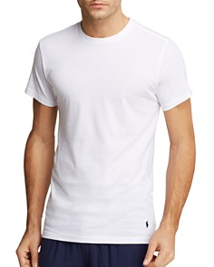 Polo Ralph Lauren Slim Fit Crewneck Tee, Pack of 3 - Bloomingdale's_0