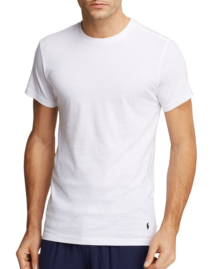b8c152ce Slim Fit Crewneck Tee, Pack of 3