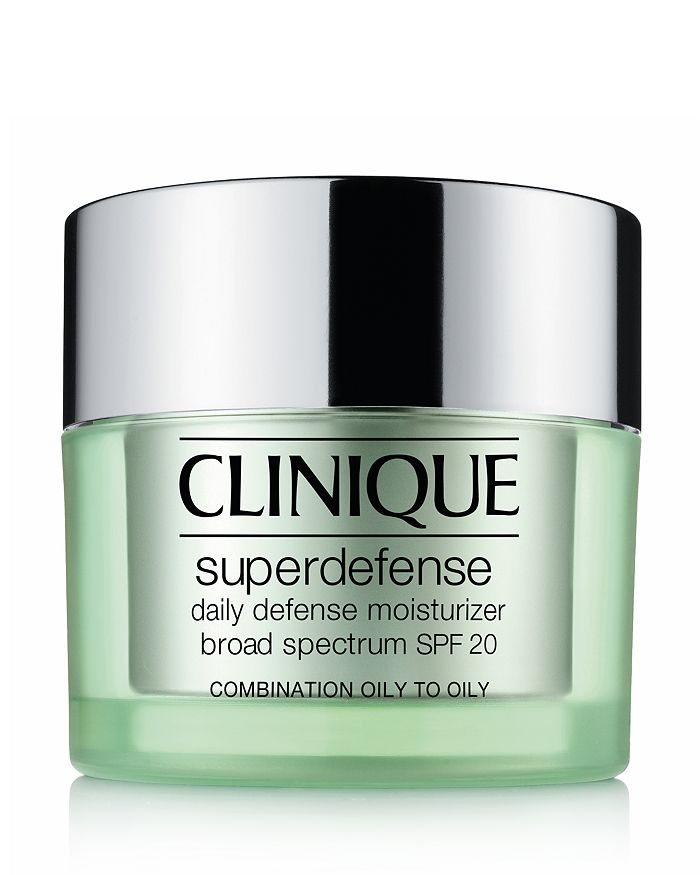 Clinique - Superdefense Daily Defense Moisturizer Broad Spectrum SPF 20, Combination Oily to Oily
