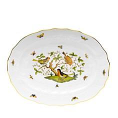Herend Rothschild Bird Multi-Color Platter - Bloomingdale's_0