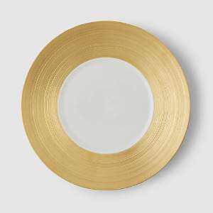 Jl Coquet Hemisphere Dinner Plate, Gold