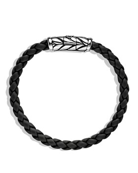 David Yurman - Chevron Bracelet in Black