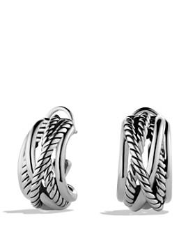 David Yurman - Crossover Earrings