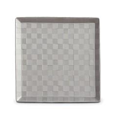 "L'Objet - Byzanteum Platinum 8"" x 8"" Square Tray"