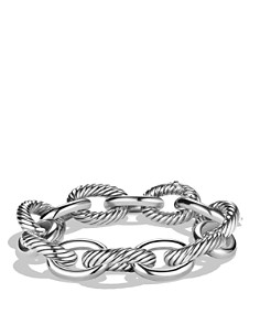 David Yurman - Oval Extra Large Link Bracelet