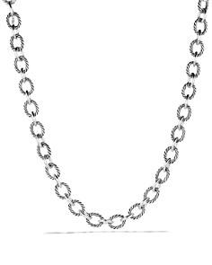 David Yurman - Oval Large Link Necklace