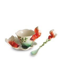 Franz Collection Goldfish Cup & Saucer with Spoon - Bloomingdale's_0