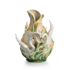 Franz Collection Swan Lake Vase - Bloomingdale's_0