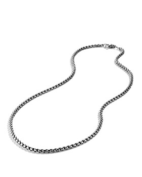 David Yurman - Medium Box Chain