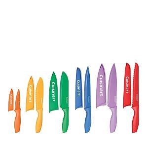 Cuisinart Advantage 12-Piece Color Knife Set