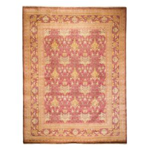 Morris Collection Oriental Rug, 9'1 x 12'
