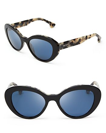 Prada - Women's Cat Eye Sunglasses