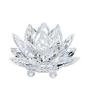 Swarovski Waterlily Candleholder, Small