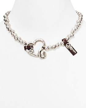 Uno de 50 - Heartfelt Necklace, 18""