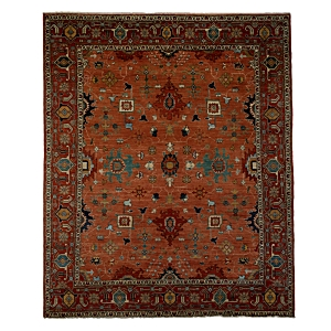 Adina Collection Oriental Rug, 8'4 x 9'10