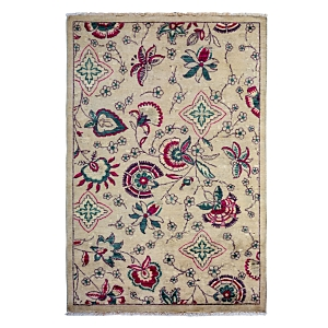 Oushak Collection Oriental Rug, 4' x 6'1