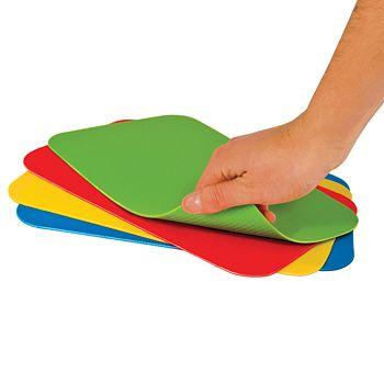 Tovolo - Li'l Flexible Cutting Mats, Set of 4