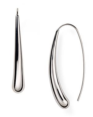 Sterling Silver Long Teardrop Earrings - 100% Exclusive