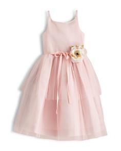 US Angels - Girls' Ballerina Dress - Big Kid