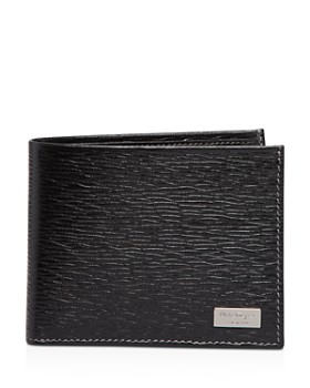 "Salvatore Ferragamo - Salvatore Ferragamo Men's ""Revival"" Bifold Wallet"
