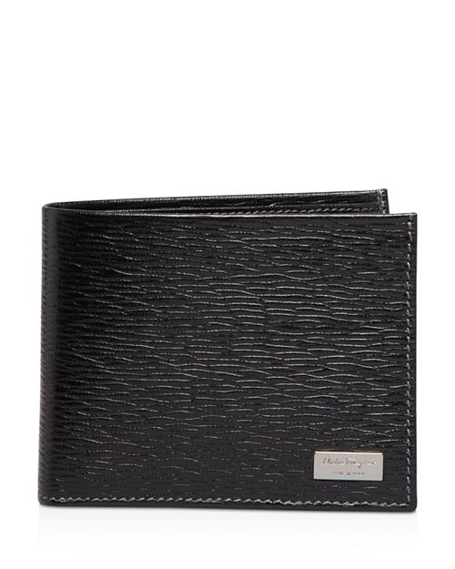 "Salvatore Ferragamo - Men's ""Revival"" Bifold Wallet"