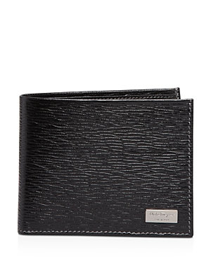 salvatore ferragamo male salvatore ferragamo mens revival bifold wallet