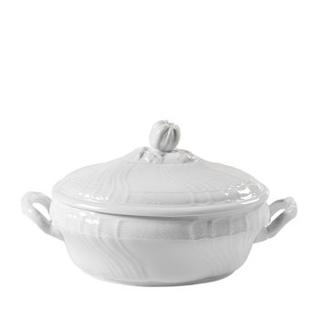 Richard Ginori - Vecchio White Covered Soup Tureen