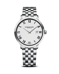 Raymond Weil Toccata Stainless Steel Watch, 39mm - Bloomingdale's_0