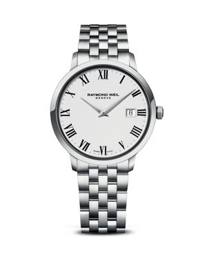 RAYMOND WEIL 5488-St-00300 Toccata Stainless Steel Watch in Silver
