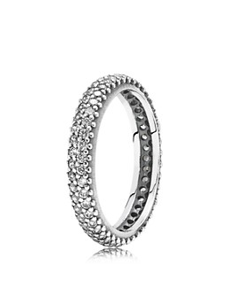 Pandora - Sterling Silver & Cubic Zirconia Inspiration Within Ring