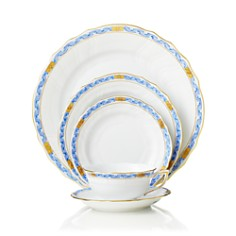 Herend Chinese Bouquet Dinnerware, Garland Blue - Bloomingdale's_0