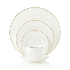 Waterford Crystal Bilberry Platinum Dinnerware Collection - Bloomingdale's Registry_0