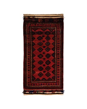 """Bloomingdale's - Tribal Collection Oriental Rug, 4'10"""" x 9'3"""""""