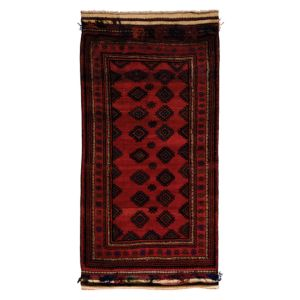 Tribal Collection Oriental Rug, 4'10 x 9'3
