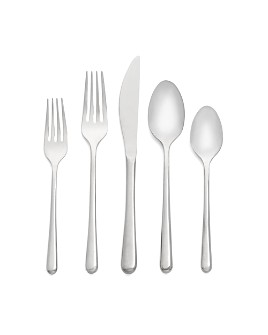 "Cambridge Silversmiths - ""Samantha Mirror"" 20-Piece Flatware Set by Cambridge Silversmiths"