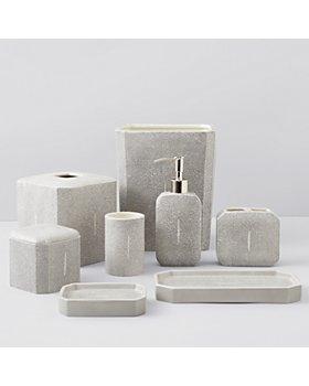 Kassatex - Shagreen Bath Accessories