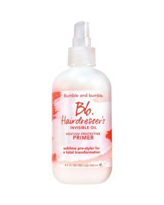 Hairdresser's Invisible Oil Heat/UV Protective Primer 8 oz.