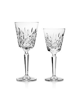 Waterford -  Lismore Tall Stemware Collection