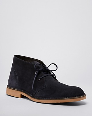 Bloomingdale's Leather Chukka Boots - 100% Exclusive RVzeXLi