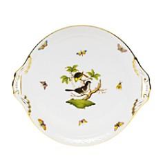 Herend Rothschild Bird Round Tray - Bloomingdale's_0