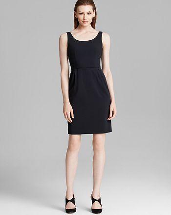 Armani - Dress - Scoop Neck Sleeveless