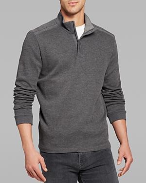 Boss Piceno Quarter Zip Sweater