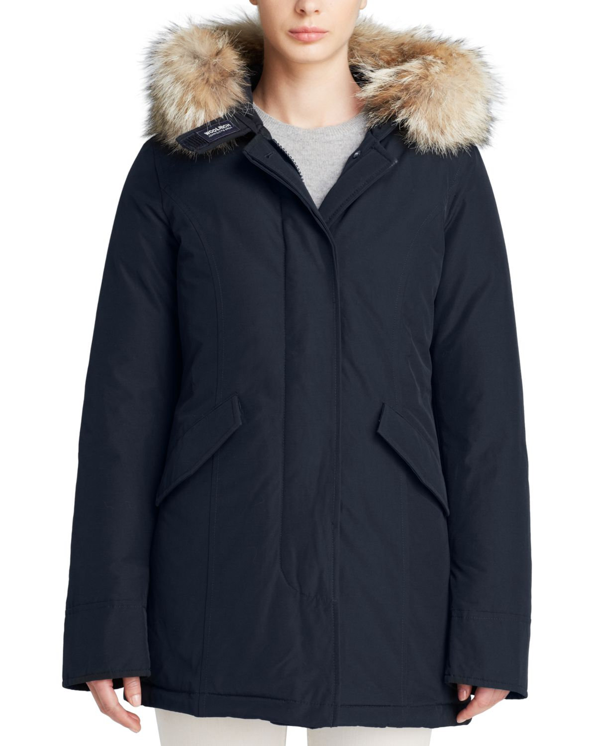 Down Coat   Arctic Parka by Woolrich John Rich & Bros