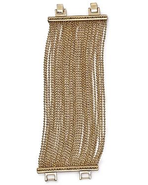 Abs by Allen Schwartz Call of the Wild Ball Chain Bracelet