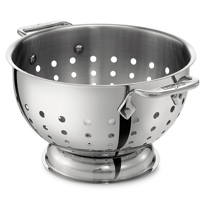 All-Clad - Stainless Steel 5 Quart Colander