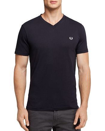 Fred Perry - Classic V-Neck Tee